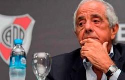 Rodolfo D'Onofrio habló de la salud de los jugadores de River con coronavirus y se expresó sobre la Libertadores.