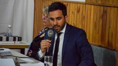 Federico Baquioni Zingaretti, Fiscal Federal subrogante de la Fiscalía Federal de Esquel actuó en la causa.