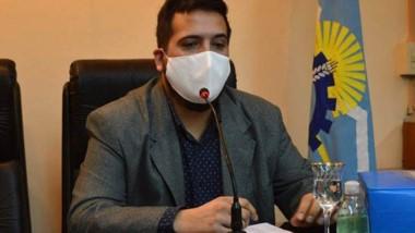 Mauro Martínez Holley, presidente del Cuerpo Delibereativo.