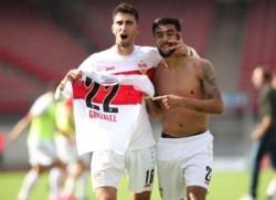 Nicolás González sigue haciendo estragos con el Stuttgart y no es noticia.