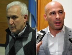 Fuks puso otra vez en foco la gestión de Massoni.