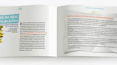 """""""El poder del fuego en un botón: Una alternativa energética en la flora"""", uno de los temas abordados."""
