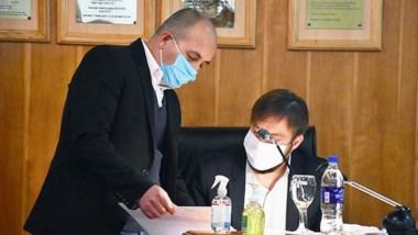 El concejal de la oposición Rubén Cáceres presentó un proyecto para eximir de impuestos a afectados.