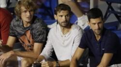 El positivo de Dimitrov pone en jaque el tenis mundial y sitúa a Djokovic en el disparadero.
