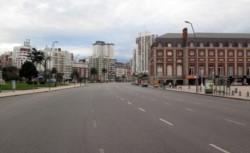 Paisaje después de la pandemia: en mardel los Lobos ya no están en el Casino, sino en las calles...