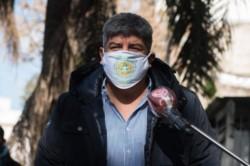 El secretario adjunto del Sindicato de Choferes de Camiones, Pablo Moyano, consideró que el ex presidente Mauricio Macri y los funcionarios de su Gobierno tienen que