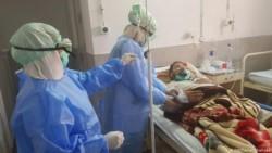 Hospitales de Bolivia cerca del colapso por pacientes de coronavirus.