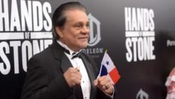 Hospitalizan a la leyenda panameña del boxeo Roberto 'Manos de Piedra' Durán por Covid-19.