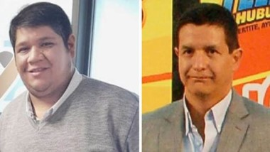 Fuerte reclamo de Lucas Godoy, del SOYEAP a Lotería del Chubut, que conduce Luis María Aguirre.