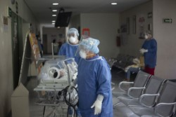 Estados Unidos sigue encabezando las cifras de contagios por coronavirus en el mundo.