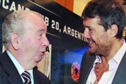 Jorge Lanata reveló audios entre Marcelo Tinelli y Julio Grondona por arreglos de partidos.