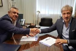 El gremio que preside Sergio Marchi y la Asociación del Fútbol Argentino al mando de Chiqui Tapia brindarán asistencia a unos 2.500 jugadores.