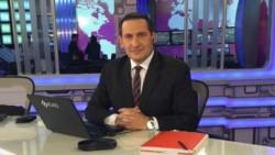 El periodista de policiales y judiciales de Telefé y C5N, Paulo Kablan, contrajo el virus aunque es asintomático.