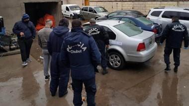Personal de Sustracción de Automotores recuperó dos vehículos en un procedimiento efectuado ayer.