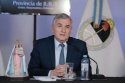 El gobernador de Jujuy, Gerardo Morales, invitó a River a realizar la pretemporada en su provincia.