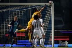 Marchesín cometió un grueso error en la derrota de Porto, que puede perder la punta en la Liga de Portugal.