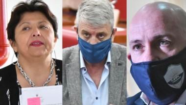 """Navarro: """"Son dichos unilaterales"""". Eliceche: """"Nos sentimos avergonzados"""". Gustavo Sastre: """"Absoluta irresponsabilidad""""."""