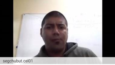 Mauricio Ramírez participó bajo la modalidad de videoconferencia.