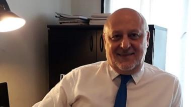 Guillermo Cosentino, de la Secretaría de Planificación y Gestión.
