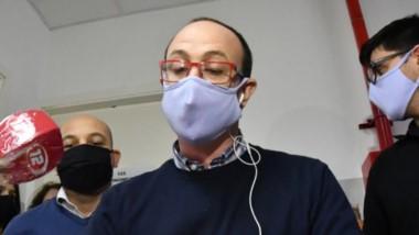 Mal día. El director del Hospital de Trelew dio a conocer los tres nuevos casos positivos del día de ayer.