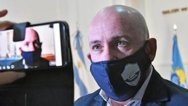 El intendente Gustavo Sastre destacó el apoyo a los damnificados.
