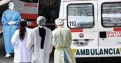 Argentina alcanza un nuevo récord de muertes diarias por coronavirus, con 29 fallecidos en las últimas 24 horas.