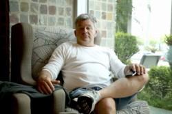 La furia de Humberto Grondona con El Presidente, la serie del FIFA Gate.