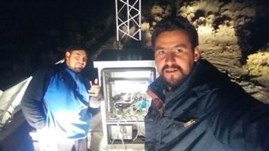 Carlos Montenegro y su empresa TecnoGastre trabajan en el proyecto.