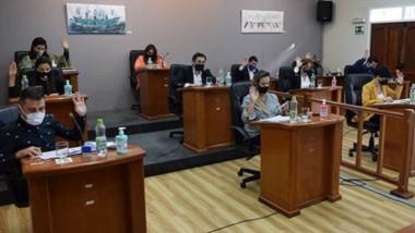 Concejales aprobaron una comunicación donde instan al Gobierno Provincial a priorizar el pago de los haberes de los trabajadores estatales.