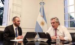 El presidente Alberto Fernández le pidió al ministro de Economía, Martín Guzmán, agilizar la presentación, que contendrá lo