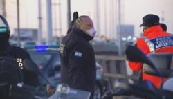 Sergio Berni, sacado con el jefe del operativo en Puente La Noria: