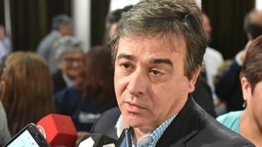 Adiós. Tras la desautorización del gobernador, Andrés Meiszner presentó la renuncia indeclinable.