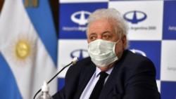Al Ministro de Salud de Argentina, Ginés González García no le gustó el accionar de #Conmebol y la fecha decidida para el regreso del fútbol en el continente.