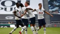 Remontada del Tottenham de Mou vence ante el Arsenal (2-1) y se coloca octavo en la Premier League.