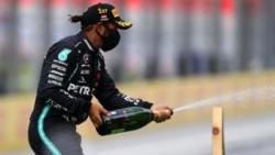Victoria N° 85 de Hamilton y 104 de Mercedes en F1 al conquistar el StyrianGP.