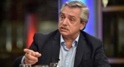 El presidente Alberto Fernández advirtió que la Argentina