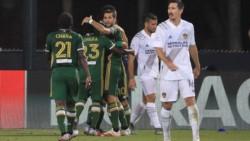 No arrancó bien Los Angeles Galaxy en la MLS que se disputa en Disney.