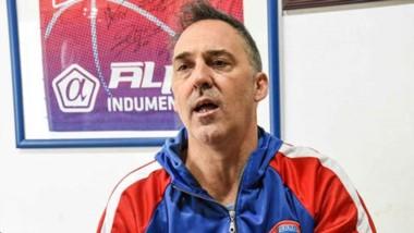 "Andrés ""Tati"" Del Sol trabajará de la mano con Lucas Núñez en capacitaciones para el básquet chubutense."