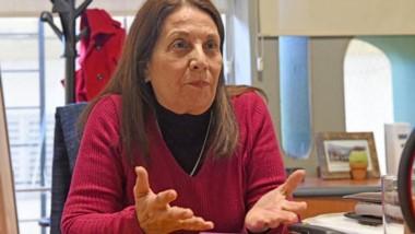 """Sara Gianardo exigió que """"de una vez por todas se termine el pago en rangos"""" para los jubilados."""