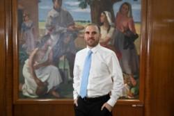 Martin Guzman sobre el impuesto a la riqueza: