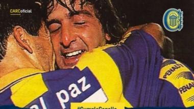 Un saludo canalla para el Matador: el mensaje de Rosario Central por el cumpleaños 66 de Mario Alberto Kempes.