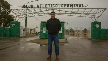 Pedro Bravo González, el soñador. El ex jugador y técnico de Germinal conducirá al club a partir del 1° de agosto.