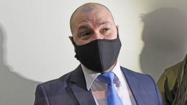 Droga. El fiscal Nápoli estuvo en Casa de Gobierno para lograr más datos sensibles desde el Ministerio.