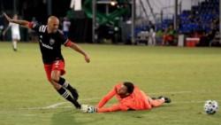 Federico Higuaín y otro gol para DC United, ya había marcado ante Toronto.