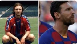 Dugarry tuvo que salir a pedir perdón por tratar a Leo Messi de autista.