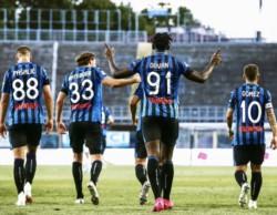 12 de 12 puntos posibles tras el regreso del fútbol. Vencieron a la Lazio y al Napoli.