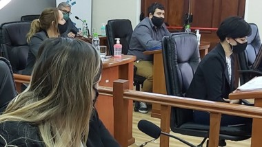 El FP no logró los votos para aprobar el repudio contra Garitano.