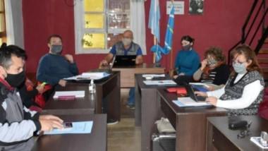 Clima tenso. El oficialismo criticó la posición del bloque Chubut al Frente,que no permitió la prórroga.
