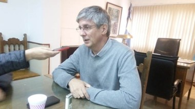 Ongarato, intendente de Esquel.