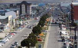 Quedan restringidos los accesos a la localidad, que será para trabajadores esenciales.